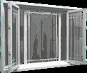 End-vent-slider-window-Toronto-Mississauga-Brampton-Hamilton-Markham-Vaughan